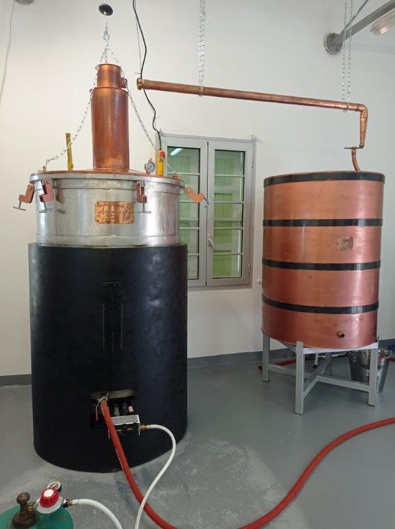 Atelier Arômes Distillerie